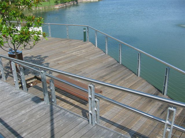 Grey Ironbark Deck - Northwest Business Park