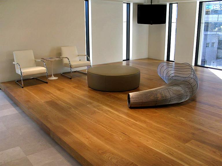 180mm American Oak Flooring