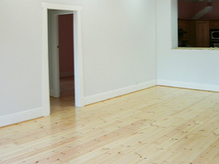 American Oak ceiling panels