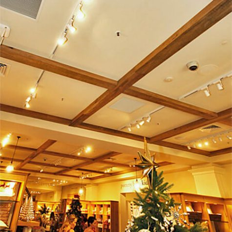 Feature Ceiling Beams - WSPB