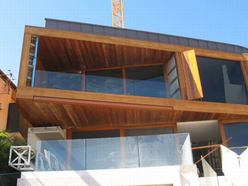 N.G. Rosewood Cladding (under construction)
