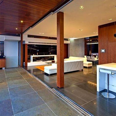 New Guinea Rosewood Ceiling Lining - Bilgola