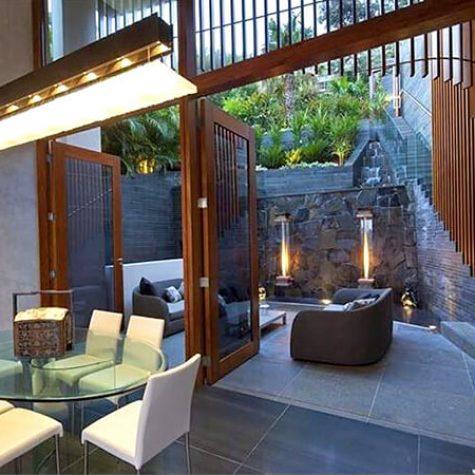 New Guinea Rosewood Doors & Windows - Bilgola