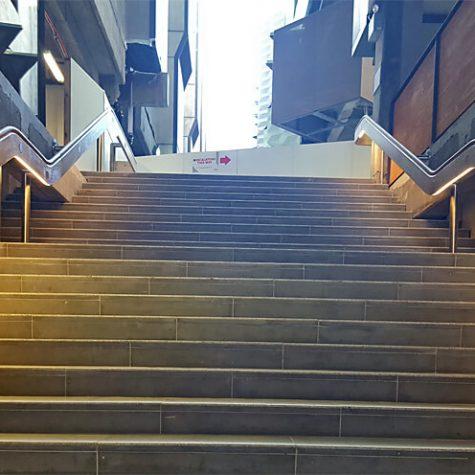 RMIT - Blackbutt Handrails 4
