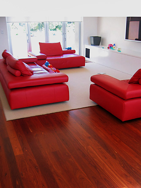 Red Ironbark Flooring