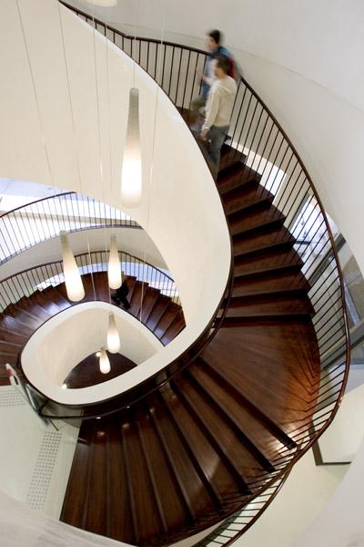 Red Ironbark spiral Customs House (Sydney)