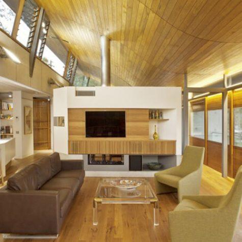 Tallowwood Ceiling, Flooring & Wall Lining - WAVERTON