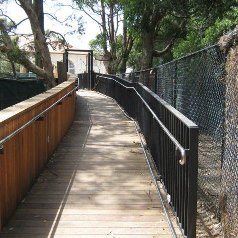 Taronga Zoo Group Entry Deck