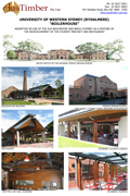 Heritage Restoration Timbers
