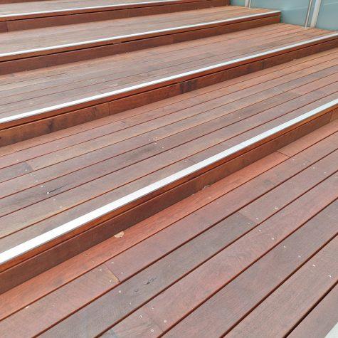 Grey Ironbark Aus-i-Flow Decking