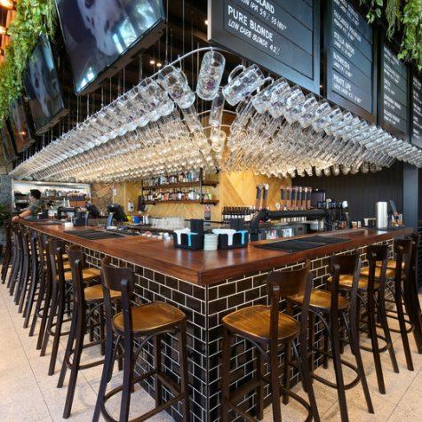 Victorian Ash bar
