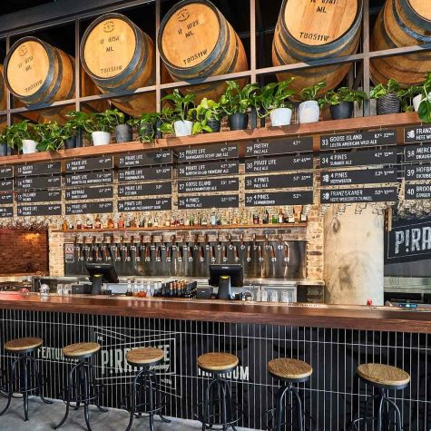 Main Bar - Beerhaus Barangaroo