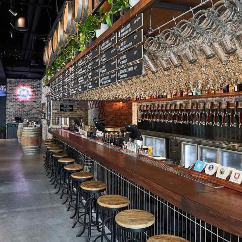 Blackbutt Bar-Beerhaus Barangaroo